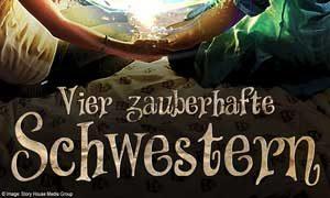 Vier zauberhafte Schwestern - Synchronaufnahme München
