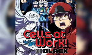 Cells at Work! Code Black - als Simuldub