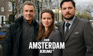Ein Amsterdam-Krimi - ADR Sprachaufnahme